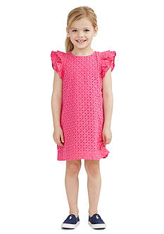 Ralph Lauren Childrenswear Pretty in Pink Collection Toddler Girls and Girls 4-6x