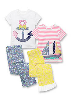 J. Khaki® Mix & Match Anchors Aweigh! Collection Toddler Girls