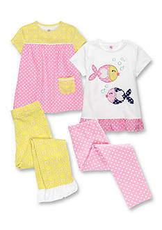 J. Khaki® Mix & Match Fun Fish Collection Toddler Girls