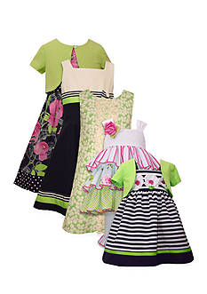 Bonnie Jean Easter Sister Dress Collection Girls 7-16, Girls 4-6x and Toddler Girls
