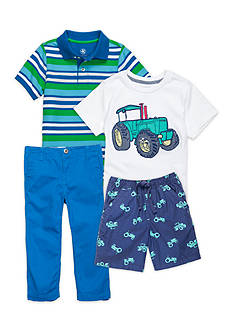 J. Khaki® Mix & Match Tractor Tyke Collection Toddler Boys