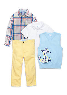 J. Khaki® Mix & Match Anchors Ahoy! Collection Boys 4-7