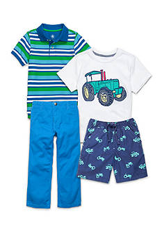 J. Khaki® Mix & Match Tractor Tyke Collection Boys 4-7