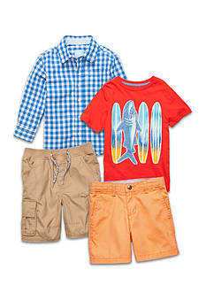J. Khaki® Mix & Match Surf Shark Collection Boys 4-7