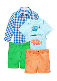 J. Khaki® Mix & Match Fishing Fellow Collection Toddler Boys