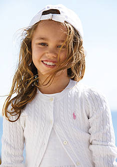 Ralph Lauren Childrenswear Classic Cool Collection Toddler Girls
