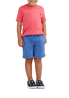 Ralph Lauren Childrenswear Soft and Sporty Collection Toddler Boys
