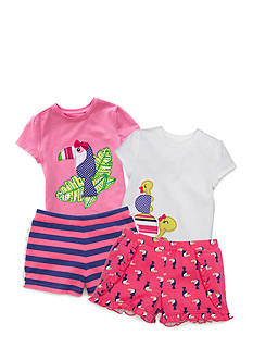 J. Khaki® Mix & Match Tropic Toucan Collection Toddler Girls