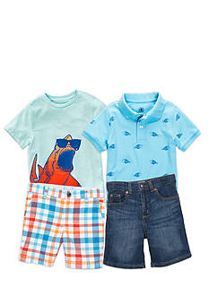 J. Khaki® Mix & Match Plaid Prepster Collection Boys 4-7