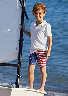 Ralph Lauren Childrenswear By Land and Sea Collection Toddler Boys