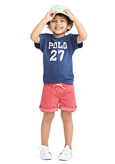 Ralph Lauren Childrenswear Tee Time Collection Boys 4-7