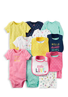 Carter's® Floral Little Baby Basics Bundle