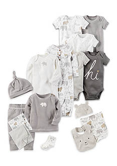 Carter's® Elephant Little Baby Basics Bundle