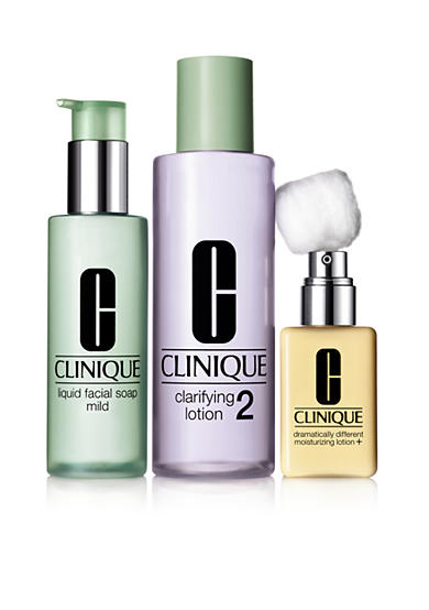 Clinique 3-Step Skin Type 2: Dry Combination