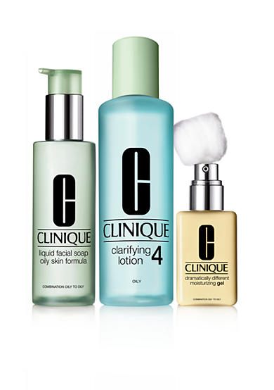 Clinique 3-Step Skin Type 4: Oily