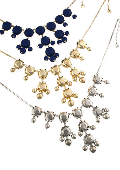 Erica Lyons Bauble Necklace Jewelry Collection