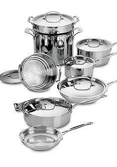 Cuisinart Chef's Classic Stainless Steel Cookware