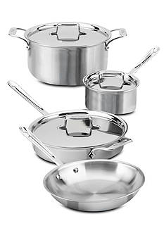 All-Clad Brushed d5 Cookware