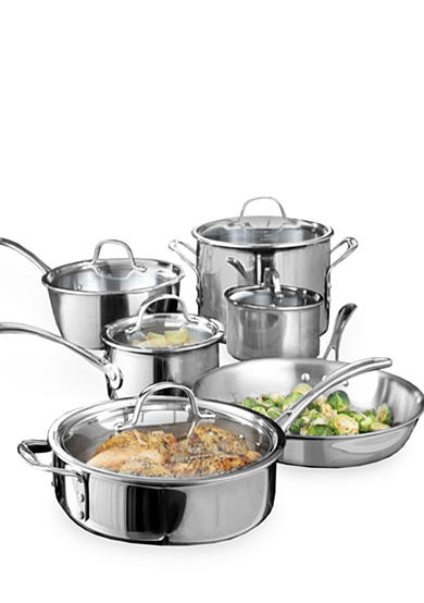 Calphalon® Calphalon Tri-Ply Stainless Steel Cookware Collection