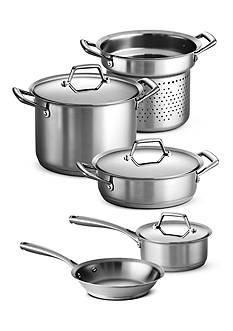 Tramontina Gourmet Prima Stainless Steel Tri-Ply Base Cookware Collection - Online Only