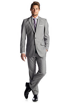 Madison Classic Fit Light Grey Shark Suit Separates