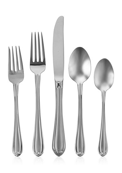 Gorham Melon Bud Frost Flatware Collection