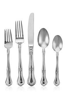 Gorham Valcourt Flatware Collection