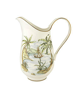 Lenox British Colonial Bamboo Large Pitcher