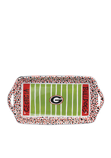 Magnolia Lane Collegiate Stadium Tray