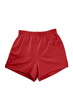 Solid Color Knit Shorts
