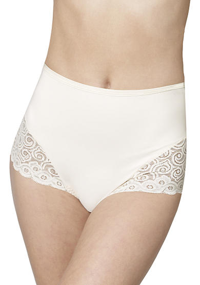 Bali® 2 pack Lace insert Brief - X054