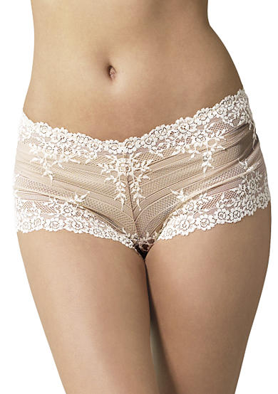 Wacoal Embrace Lace Boy Short Pantie - 67491