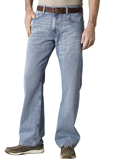 Wrangler® Relaxed Bootcut Jeans - Ice Blue Wash