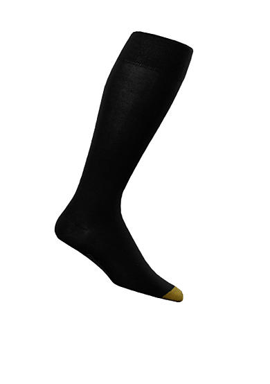 Gold Toe® AquaFX Dress Jersey OTC Socks - Single Pair