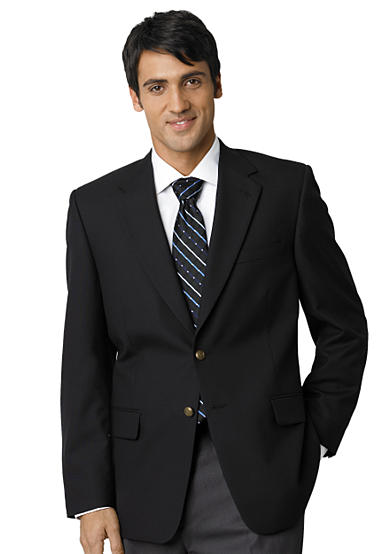 Saddlebred® Big & Tall  Performance Traveler Blazer