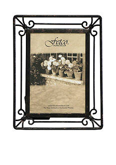 Fetco Home Decor TUS- LINWOOD 5X7