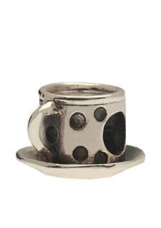 Belk Silverworks Tea Cup Originality Bead