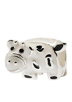 Belk Silverworks Cow Originality Bead