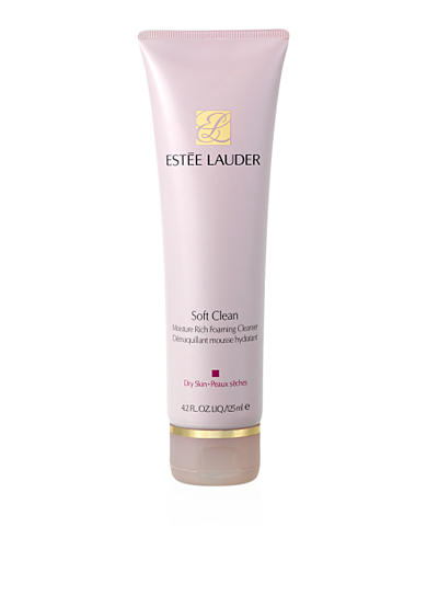Estée Lauder Soft Clean Moisture Rich Foaming Cleanser