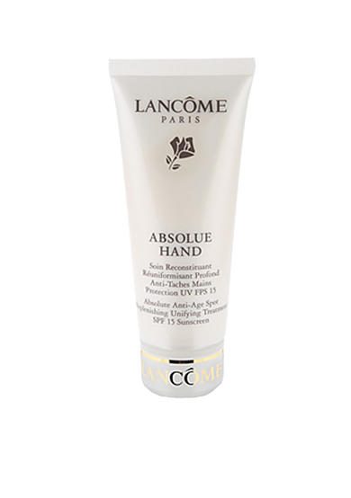 Lancôme Absolue Hand Absolute Anti-Age Spot Replenishing Unifying Treatment SPF 15 Sunscreen