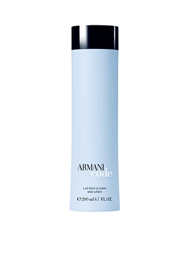 Giorgio Armani Code for Women Body Lotion