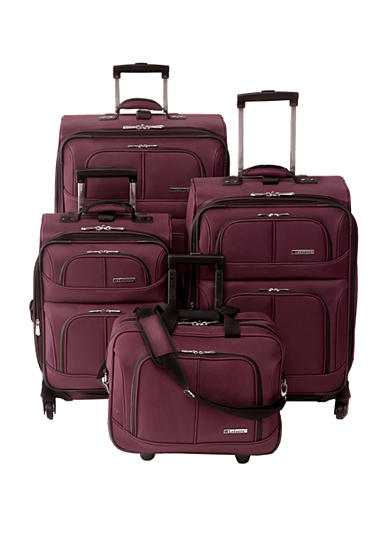 Leisure Lightweight 360 Degree Luggage Collection