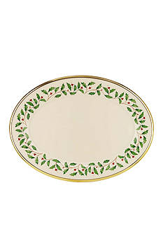 Lenox Holiday Platter 13-in.