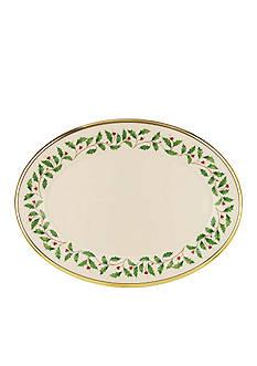 Lenox Holiday Platter 13-in.