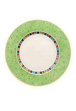 Twist Alea Verde Dinner Plate 10.5-in.