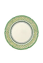 French Garden Orange Dinner Plate 10.25-in.
