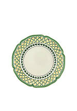 French Garden Orange Salad Plate 8.25-in.