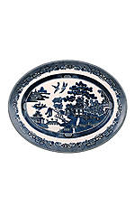Willow Blue Platter