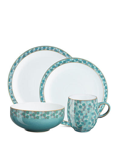 Denby Azure Shell Collection