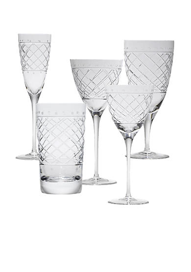 Lauren Ralph Lauren Home Silk Ribbon Stemware